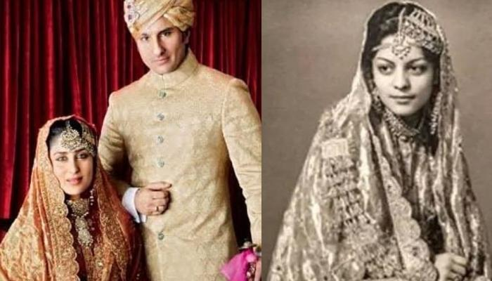 Kareena Kapoor's Bridal Sharara Is Almost A 100 Year-Old Heirloom, First Worn By This Pataudi Begum