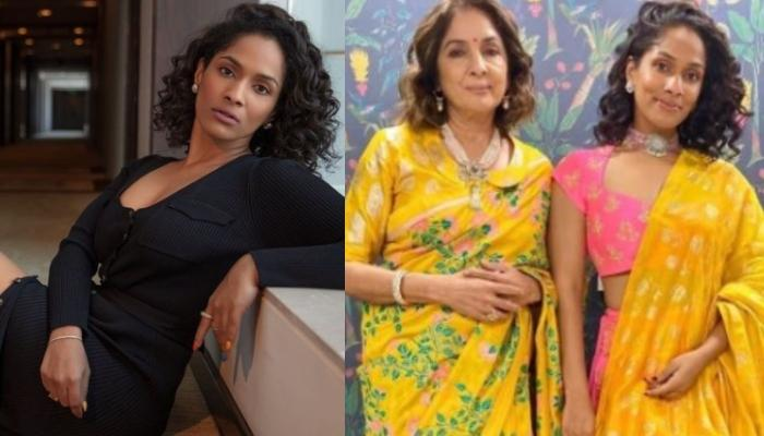 Masaba Gupta Thanks Mommy, Neena Gupta For Always Being Realistic With Her And Keeping Her Grounded