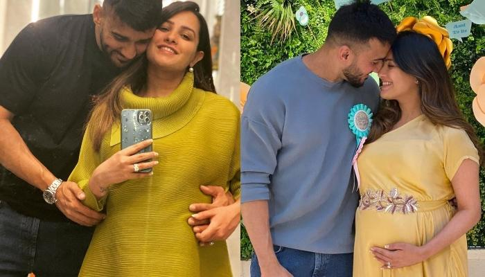 Anita Hassanandani Praises Hubby, Rohit Reddy For Being Supportive And Emphasizes On Equal Parenting