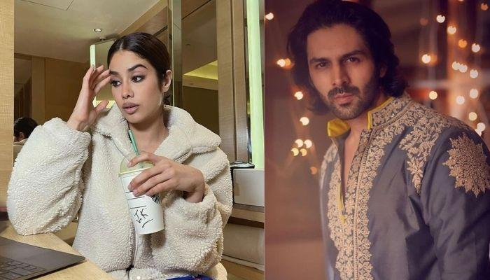 Janhvi Kapoor And Kartik Aaryan Follow Each Other Back On Instagram, After Unfollowing For A Bit