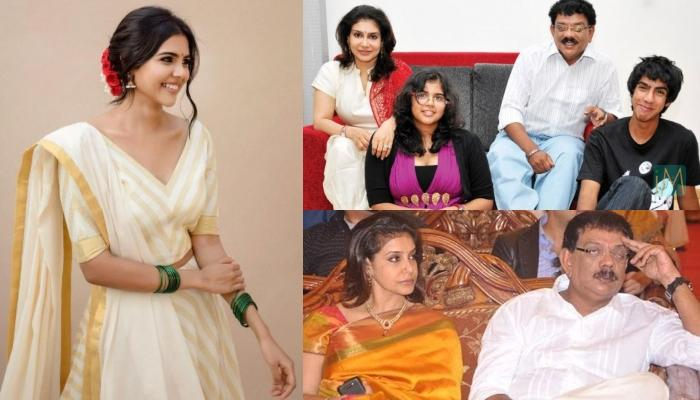 When Priyadarshan's Daughter, Kalyani Revealed The Reason Behind Her Dad And Mom, Lissy's Divorce