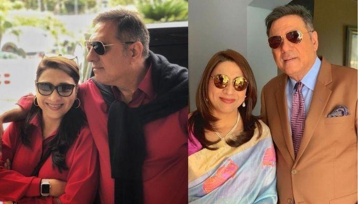 Boman Irani Pens A Sweet Note For Wife, Zenobia On Their 36th Anniversary, Calls Her 'Old Friend'