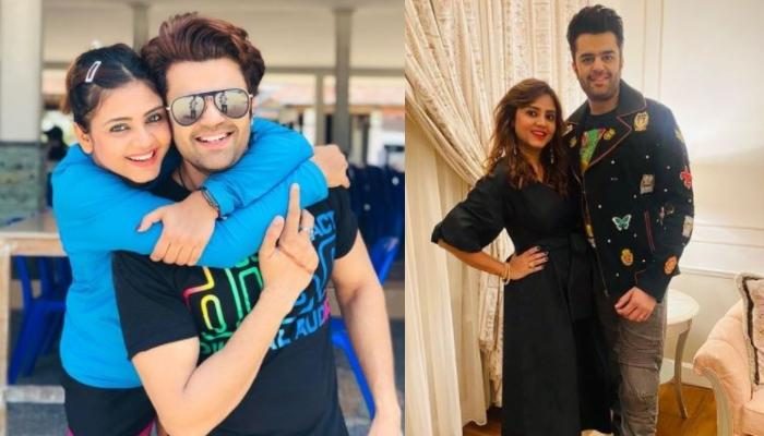 Maniesh Paul's 'Then-Now' Photo With His Wife On Their 14th Wedding Anniversary Is Simply True Love