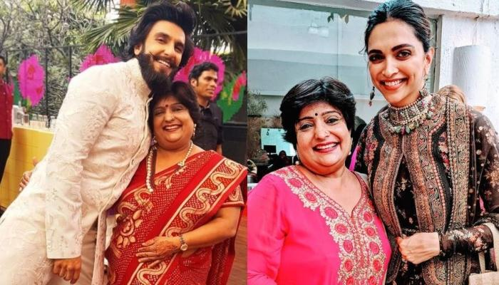 Ranveer Singh Told This To Deepika Padukone's Mehendi Artist, Veena Nagda That Proved He's The BEST