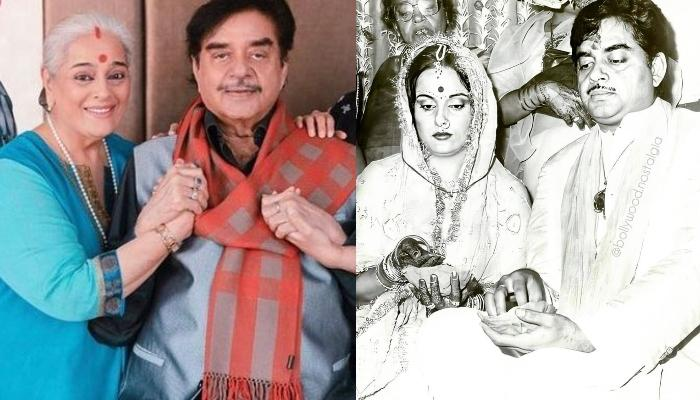 Shatrughan Sinha Talks About His Wife, Poonam Sinha, Calls Her The 'Backbone Of The Family'