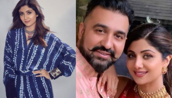 Shilpa Shetty's Romantic Picture With Hubby, Raj Kundra From Their Holiday Is Pure Couple Goals