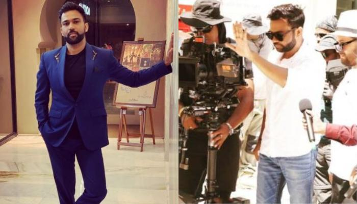 'Tandav' Director, Ali Abbas Zafar Gets Married, Shares First Photo With His Wife From Their Wedding