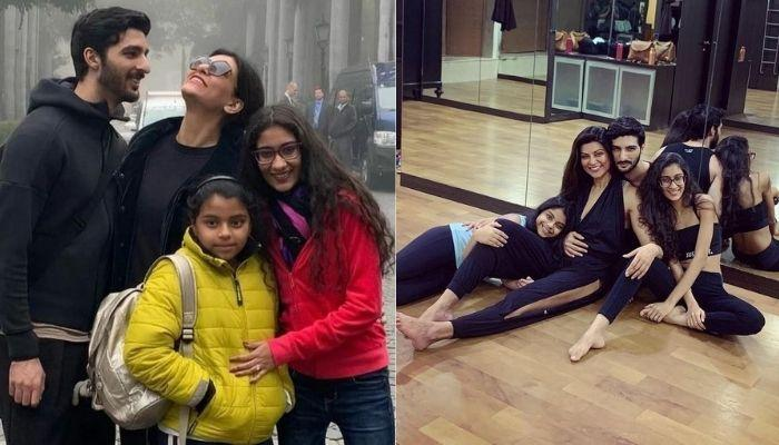 Sushmita Sen's Daughter, Renee Wishes Uncle, Rohman Shawl On Birthday With An 'Avanalache Of Love'