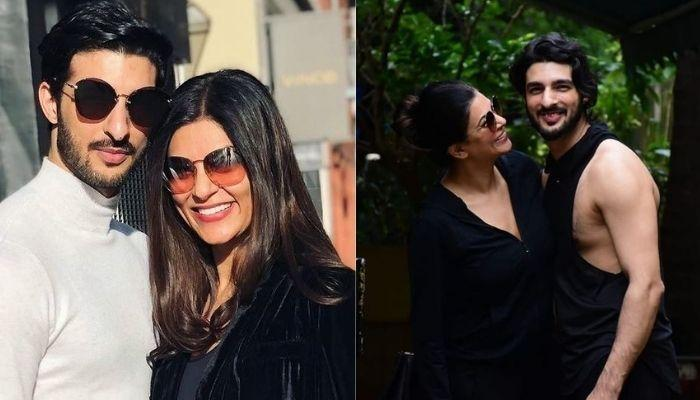 Sushmita Sen Wishes Her 'Rooh Se Rooh Tak', Rohman On His Birthday, Shares Beautiful Pictures