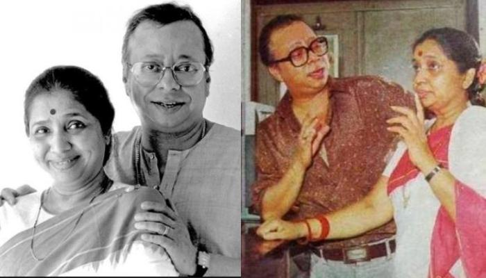When Asha Bhosale Revealed Her Late Husband RD Burman Used To Send Her Flowers Anonymously For Years
