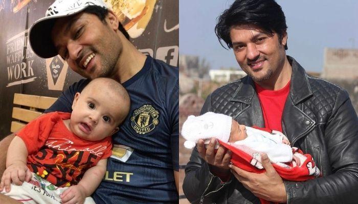 'Diya Aur Baati Hum' Fame, Anas Rashid's Daughter, Aayat Showers Love And Kisses On Newborn Brother