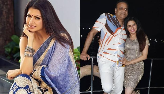 Bhagyashree Reveals That Her Hubby, Himalay Dassani Was Abused By Her Fans When She Had Left Films