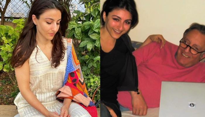Soha Ali Khan Expresses Her Wish That Her Father Mansoor Ali Khan Had Taught Life Lessons To Inaaya