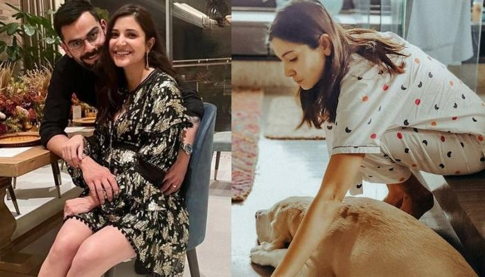Mommy-To-Be Anushka Sharma Becomes 'Serial Chiller In The House' Ahead Of Due Date And We Are In Awe