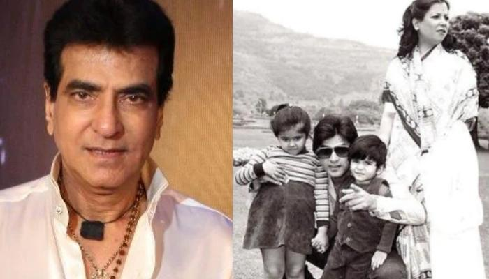 Unseen Picture Of Jeetendra With Ekta And Tusshar From Their Childhood Days Is All About Nostalgia