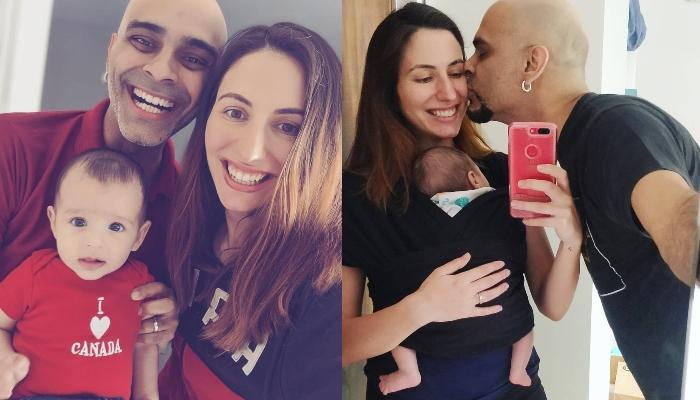 'Roadies' Fame, Raghu Ram's Son, Rhythm Turns One, He Shares A Cute Picture From His Birthday Bash