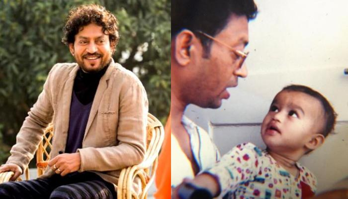 When Irrfan Khan Recalled The Moment He Saw His Son Babil For The First Time, Said 'I Have Gone Mad'