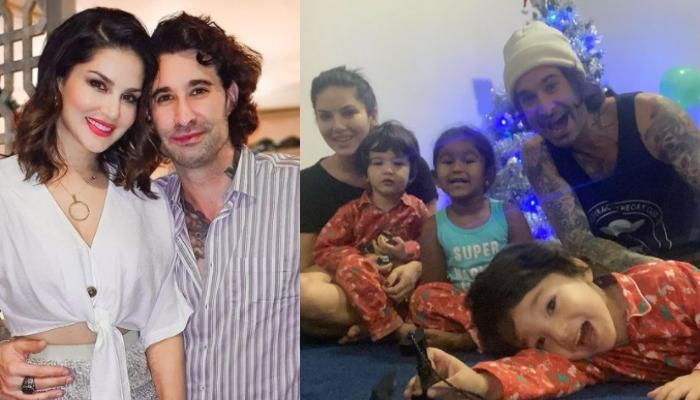 Sunny Leone's Wish From Genie For Her Little Ones Nisha, Asher And Noah Is Relatable To Every Mother