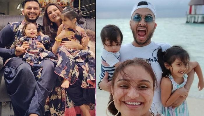 Dimpy Ganguly Shares Cute Glimpses Of Her Fun Day Out With Her Kids, Reanna And Aryaan