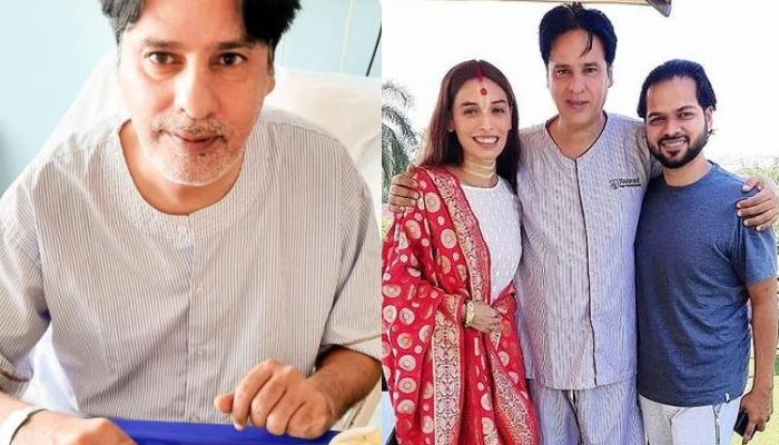 Rahul Roy Discharged From Hospital, His Emotional Brother-In-Law Gives Details About His Therapies