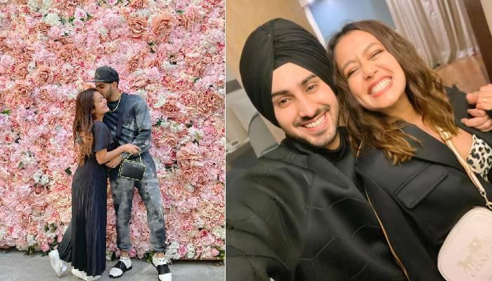नेहा कक्कड़ के लिए पति रोहनप्रीत ने गाया रोमांटिक गाना, तो सिंगर ने कहा 'आई लव यू बेबी'