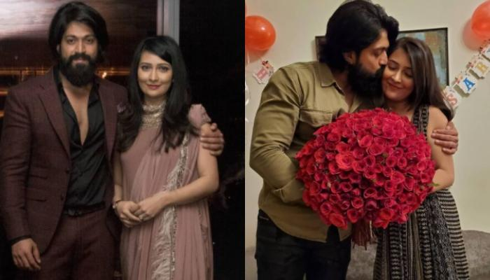 Yash's Wife Radhika Pandit Pens A Lovely Birthday Wish For Him, Wonders Why He Is So Perfect For Her
