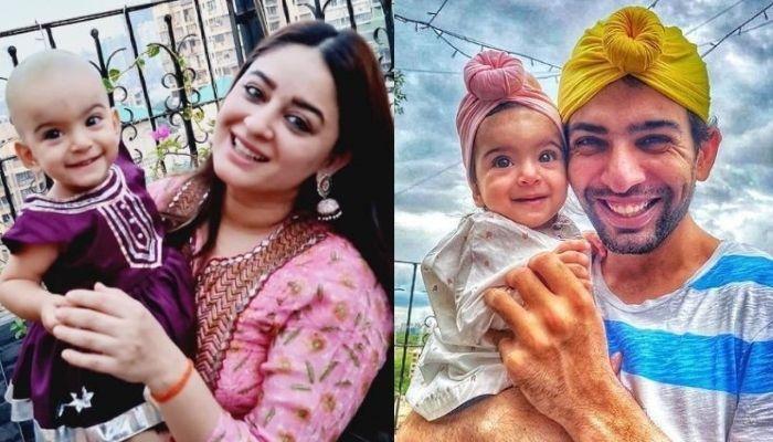 Mahhi Vij Records Daughter, Tara's Angry Conversation With 'Papa' Jay Bhanushali, She Screams At Him