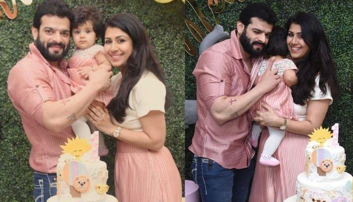 Karan Patel, Ankita Bhargava And Their Daughter, Mehr Go For A Vacation To The Maldives [Video]