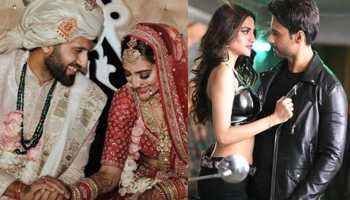 Nusrat Jahan Reacts To Her Divorce Rumours With Husband, Nikhil Jain, Amid Affair Rumours With Yash