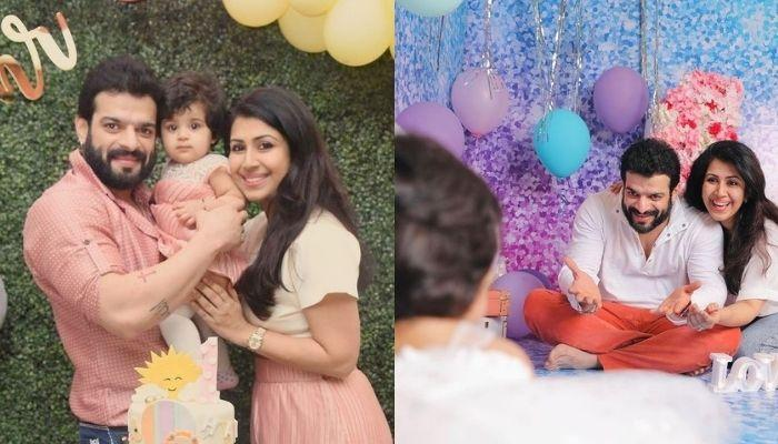Ankita Bhargava Shares The First-Ever Vacation Picture With Her Daughter, Mehr From The Maldives