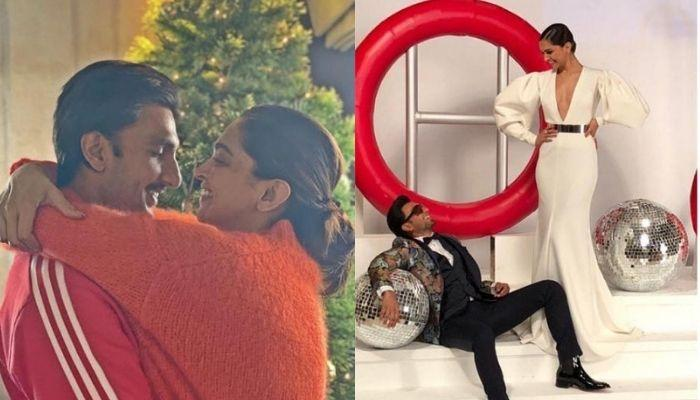 Deepika Padukone Shares An Unseen Picture With Her Husband, Ranveer Singh Feeding Him A Cake