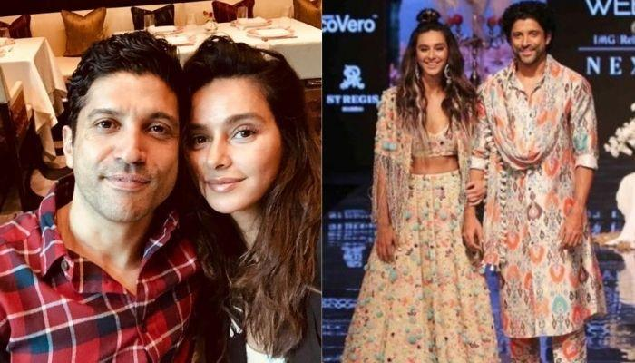 Shibani Dandekar Pens A Cute Birthday Wish For Her Bae, Farhan Akhtar With A Lovely Picture