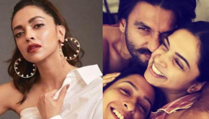 Deepika Padukone Reveals Who Are The People Closest To Her, Posts Adorable Pictures With Them