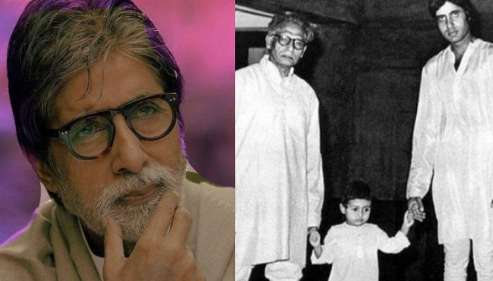 Amitabh Bachchan Shares A Throwback Picture Post His 'Coolie' Accident, Reveals Why It Is 'Special'