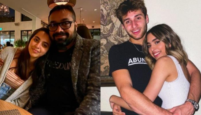 Anurag Kashyap Wishes His Baby Girl, Aaliyah On Her 20th Birthday, Her BF Too Pens A Lovely Wish