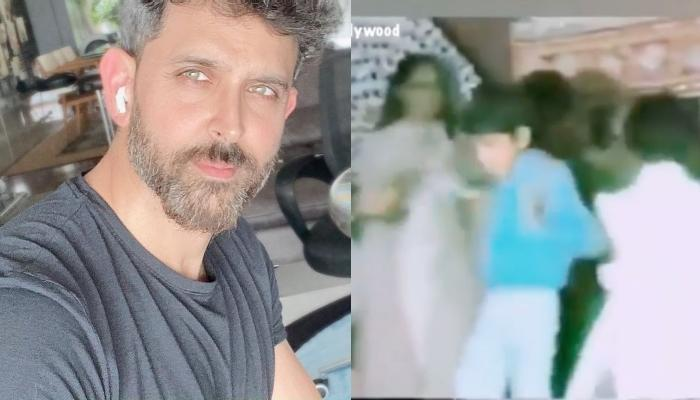 Hrithik Roshan Burns The Dance Floor With His Classic Moves In This Unseen Video From The '80s