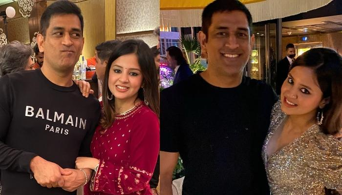 Sakshi Dhoni Shares Unseen Pictures With Hubby, MS Dhoni From The Year 2008 And The Years After It