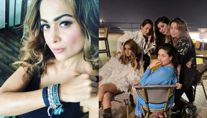Amrita Arora's Birthday Was All About Chai, Chaat And Chat With Her BFFs, Kareena, Karisma, Malaika