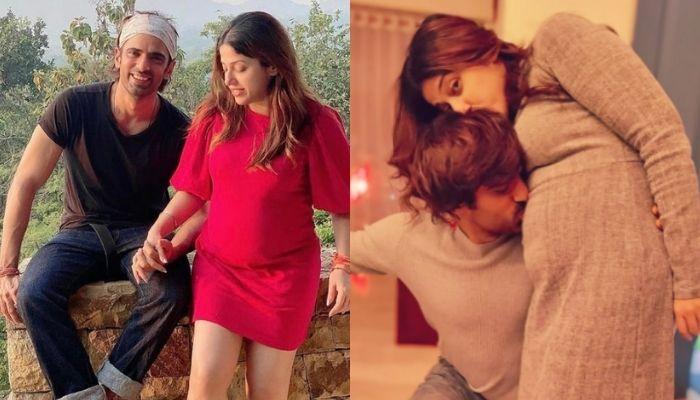 'Kullfi Kumarr Bajewala' Fame, Mohit Malik Reunites With Pregnant Wife, Aditi After COVID Victory