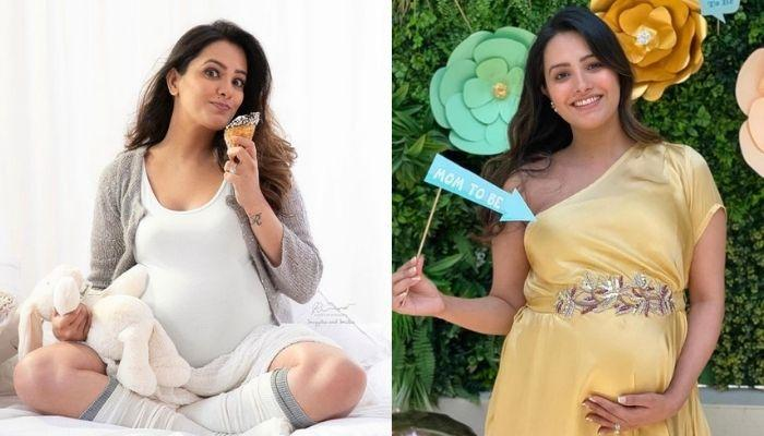 Pregger, Anita Hassanandani Gives A Glimpse Of Her Baby's Nursery As She Expects A Child Anytime Now