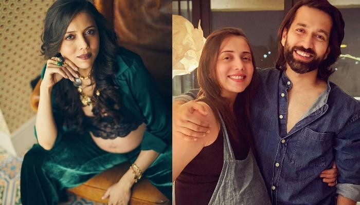 Mommy-To-Be, Jankee Parekh Twirls In A Gorgeous Purple Skirt And Flaunts Her Baby Bump