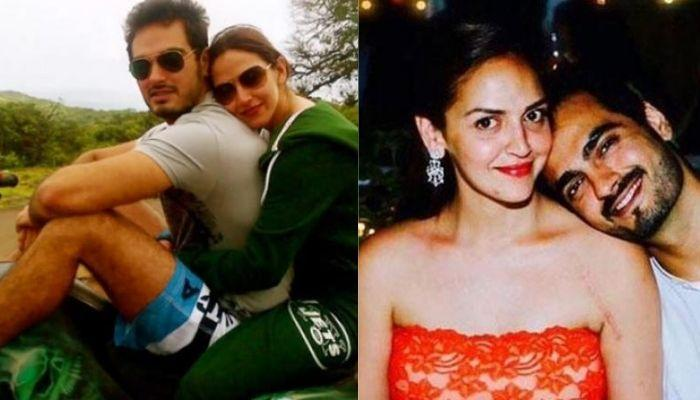 Esha Deol Shares A Throwback Vacation Picture With Her Then-Boyfriend, Bharat Takhtani From Goa