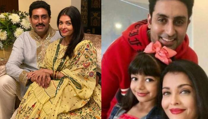 Aishwarya Rai Bachchan's Birthday Wish For Hubby, Abhishek Bachchan Is All About Love And Happiness