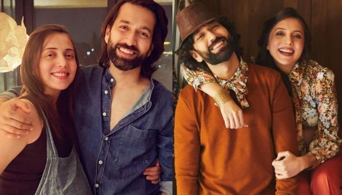 Nakuul Mehta And Jankee Parekh Mehta Become Parents, Elated Couple Shares First Glimpse Of Newborn