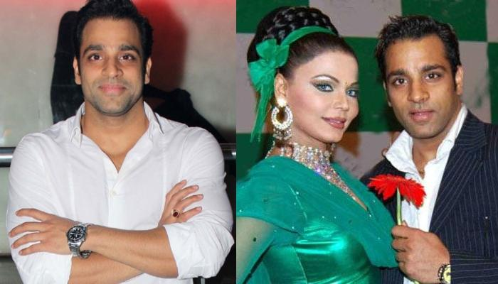 BB14: Rakhi Sawant's Ex-Abhishek Awasthi Reacts On Her Claim That He Cheated On Her Multiple Times