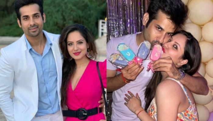 Kunal Verma Pens An Adorable Birthday Wish For Puja Banerjee, Shares Glimpses Of The Celebrations