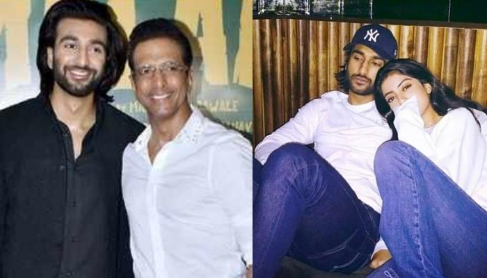 Jaaved Jaaferi Reacts On Rumours Of Meezaan Dating Amitabh Bachchan's Granddaughter, Navya Nanda
