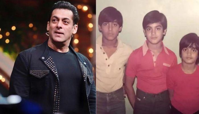 Salman Khan Shares A 33-Year-Old Video, Remembers Childhood Friend, Sadiq On His Wedding Anniversary