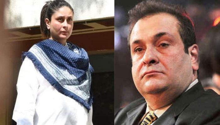 Kareena Kapoor Looks Stressed Ahead Of Her Delivery As Her Uncle, Rajiv Kapoor Passed Away At Age 58
