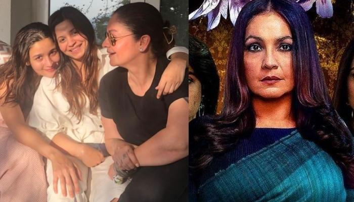 Alia Bhatt And Shaheen Bhatt Cheer For Half-Sister, Pooja Bhatt's Web Series Debut, 'Bombay Begums'